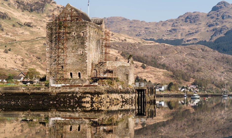 Carrick Castle 01482
