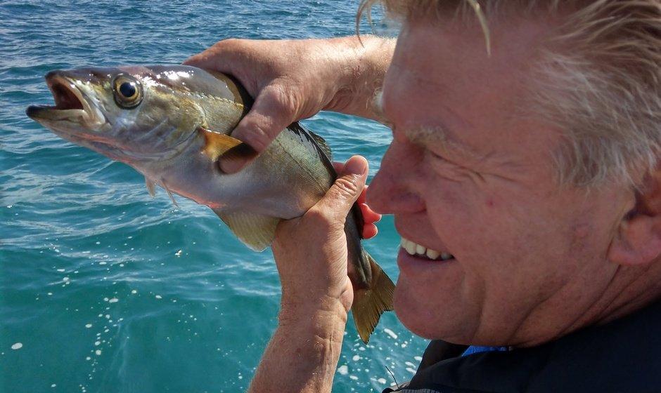 Mike & Mandy Fishing