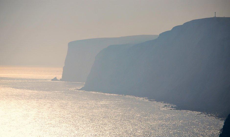 Tennyson Cliffs East Cowes