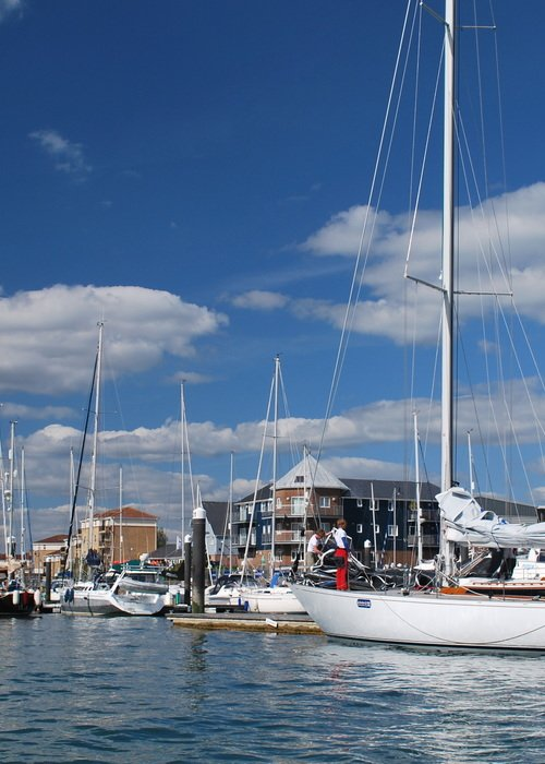 boatfolk east cowes marina annual berthing summary