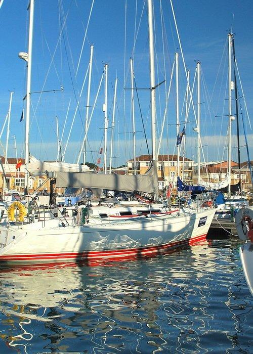 boatfolk east cowes marina visitor berthing summary