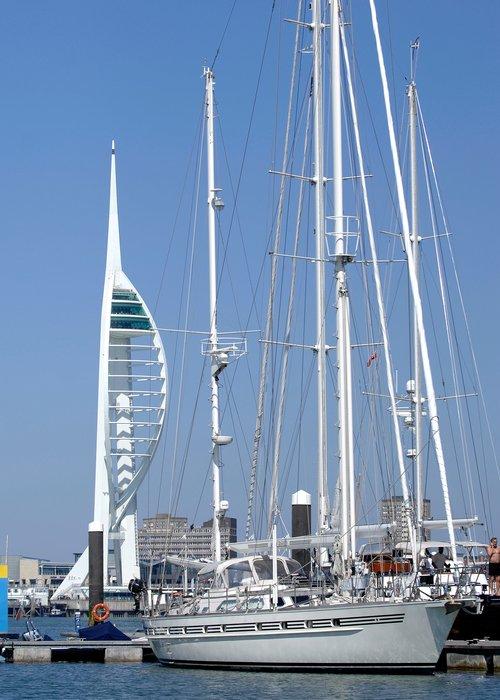 boatfolk haslar portsmouth marina visitor berthing summary