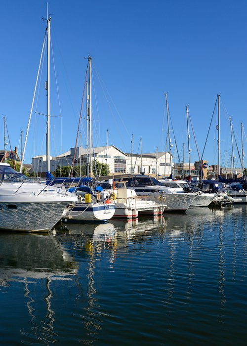 Flexi berthing in Weymouth