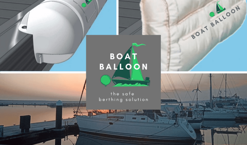 Boat Balloon Facebook