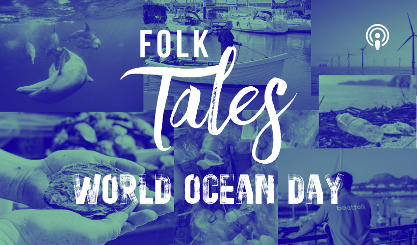 Folk Tales World Ocean Day