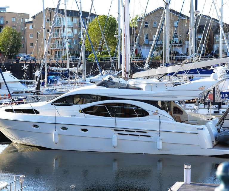 Annual berthing at Penarth marina