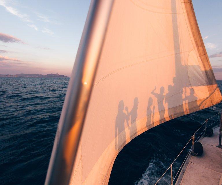 bangor marina berthing sailsilhouettes