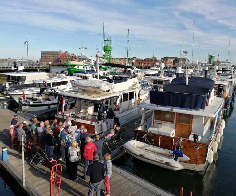 boatfolk haslar portsmouth marina visitor berthing