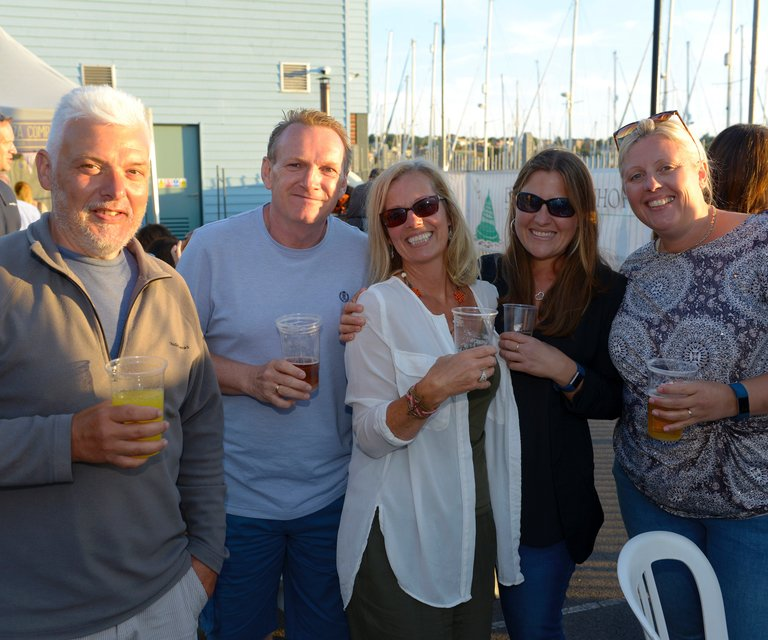Events at Weymouth marina