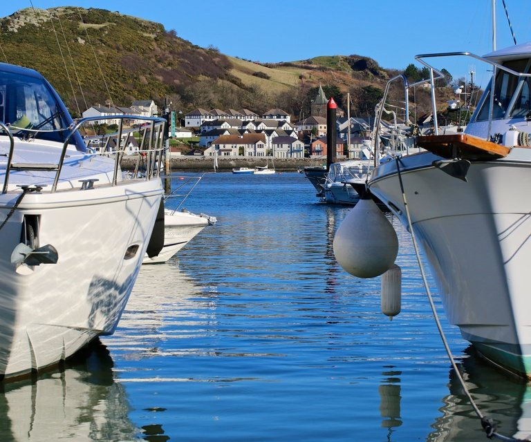 Get in touch with Conwy marina