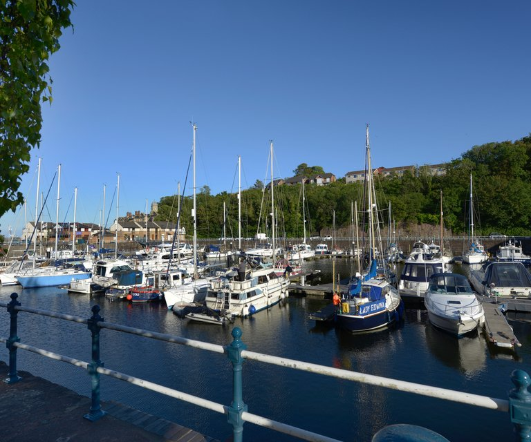 Get in touch with Penarth marina