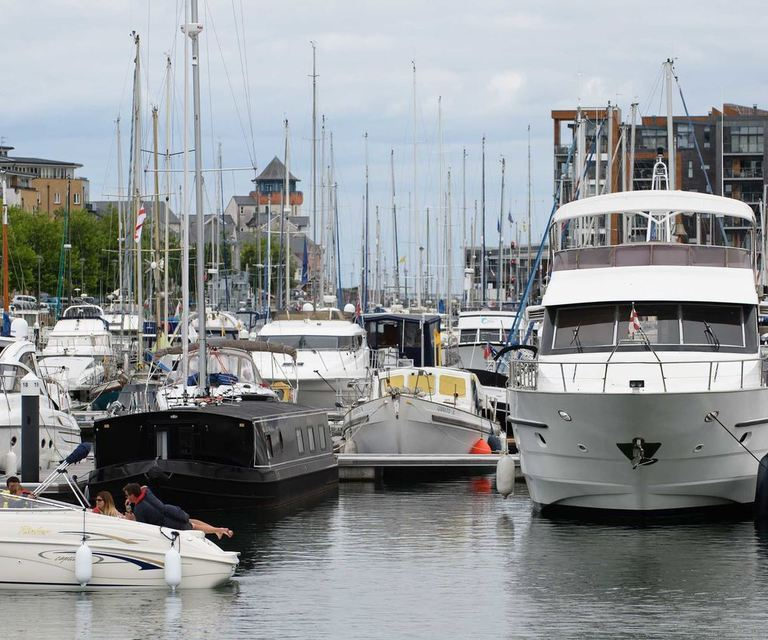 Get in touch with Portishead marina
