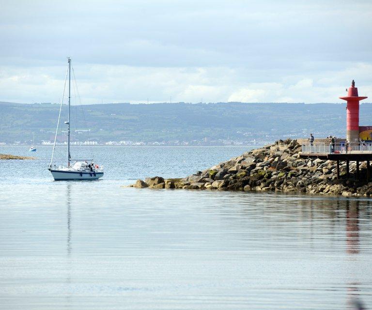 Getting to Bangor Marina