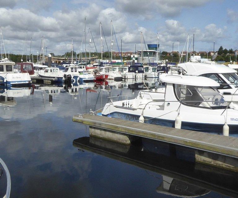 Marina View August 2016