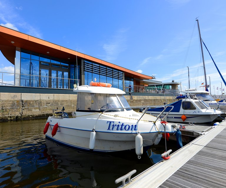 Services at Royal Quays