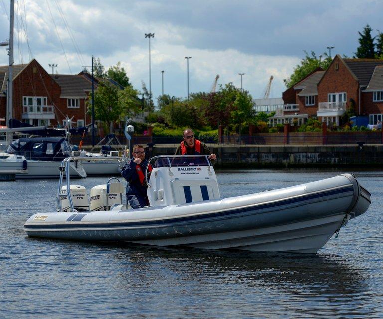 Visiting Royal Quays