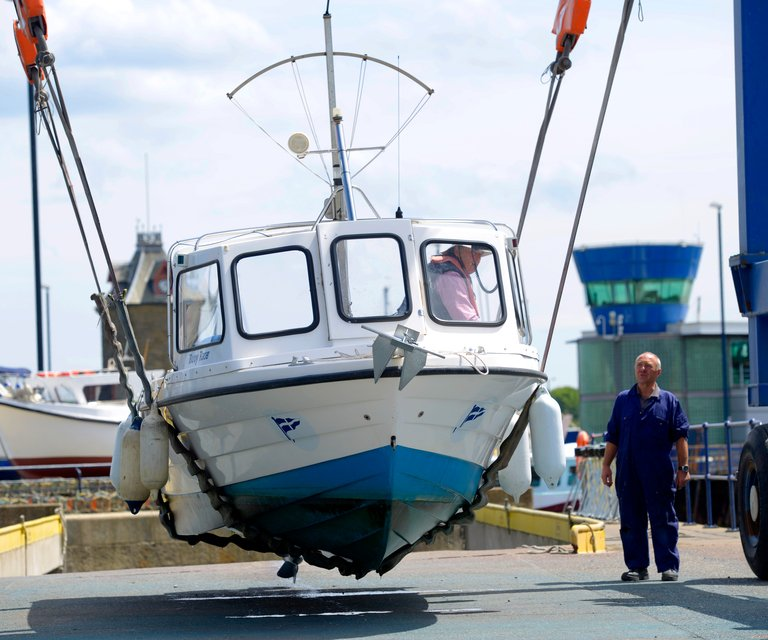 Caring for your boat at Royal Quays