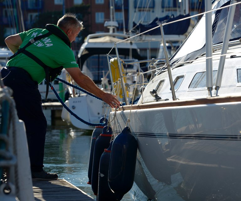 Services & Facilities at Weymouth Marina