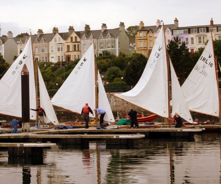Try something new at Bangor Marina