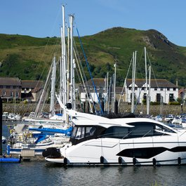 conwy view marina