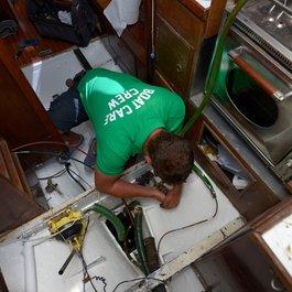deacons boatcare crew