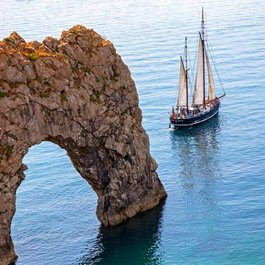 portland durdledoor ship