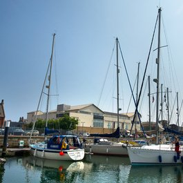 weymouth marina shops
