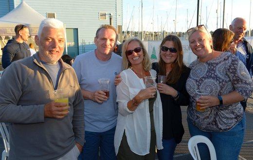 Events at Weymouth marina