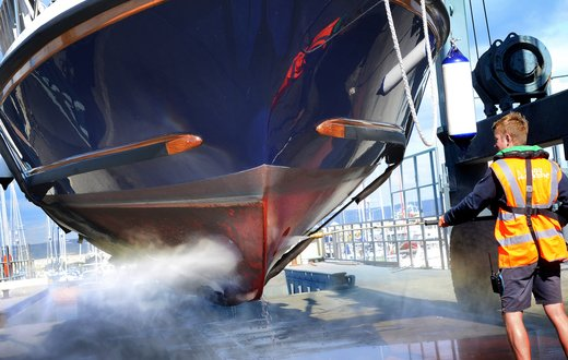 Portland marina boat repairs maintenance intro