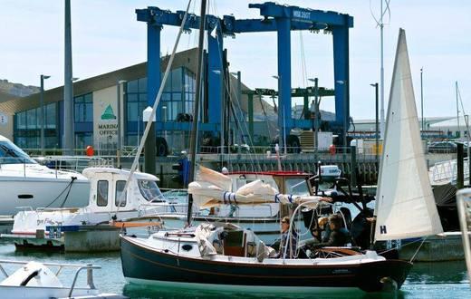 Portland marina services facilities intro