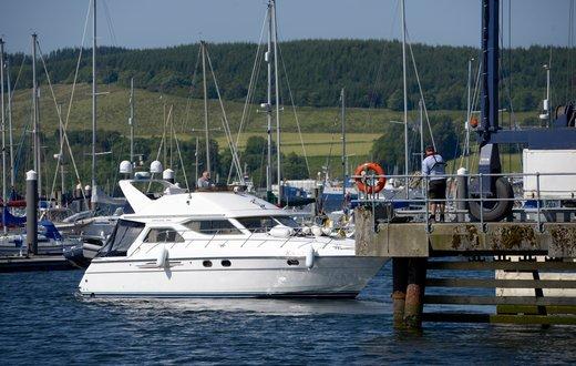 Rhu marina services facilities intro