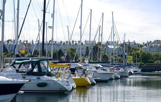 Welcome to Bangor Marina
