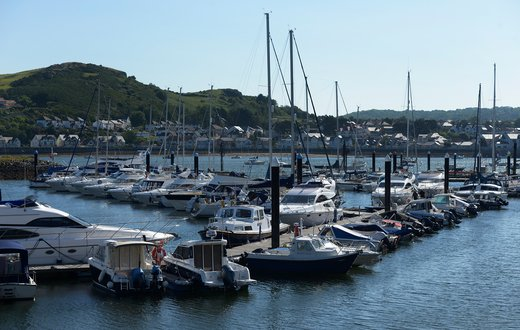 Welcome to Conwy Marina