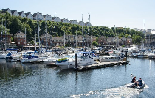 welcome to penarth marina