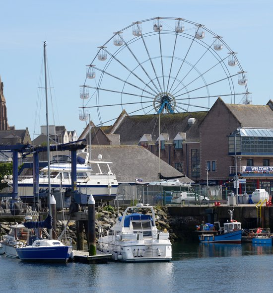 Get in touch with Bangor Marina