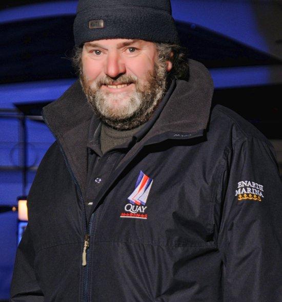 Mark Lowen