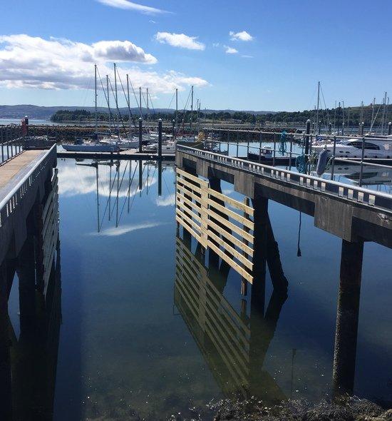 Rhu Hoist Dock 2