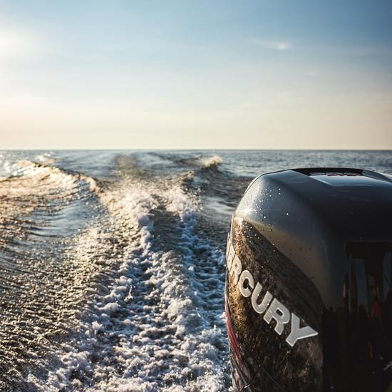 Powerboat training in Conwy
