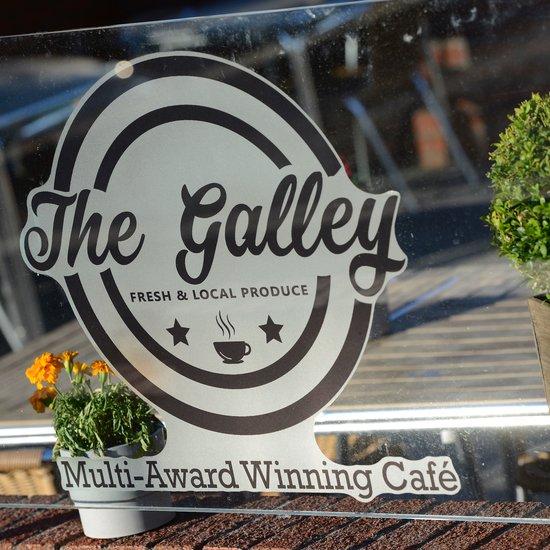 The Galley Cafe at Penarth marina