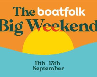 Boatfolk big weekend