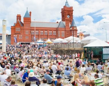cardiff international food festival