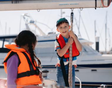 Lifejacket marina