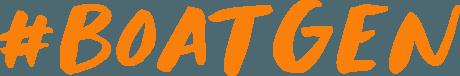 boatgen hashtag orange