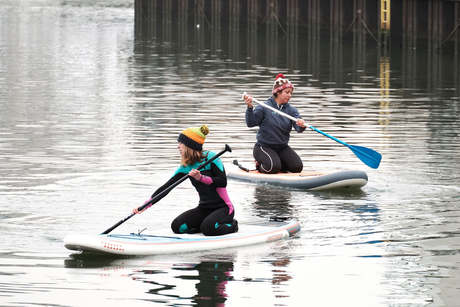 Paddle Boarding 4