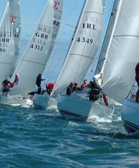 bangor sailingrace