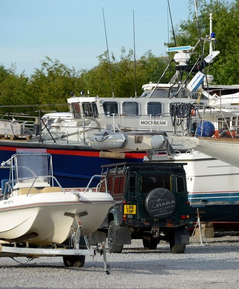 Boatcare at Portishead