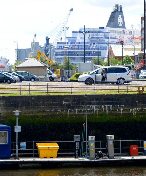 Fuel at Royal Quays