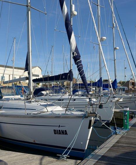 weymouth marina boats